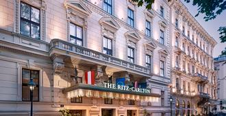 The Ritz-Carlton, Vienna - Viena - Edifício