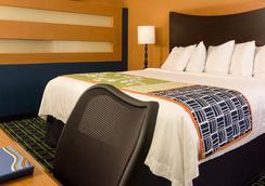 Fairfield Inn and Suites by Marriott Orlando Lake Buena Vista - Lake Buena Vista - Phòng ngủ