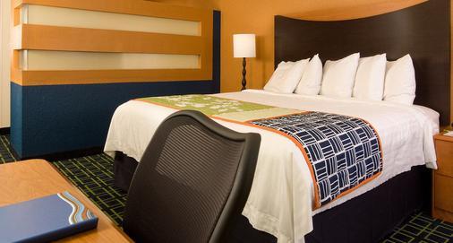 Fairfield Inn and Suites by Marriott Orlando Lake Buena Vista - Lake Buena Vista - Bedroom