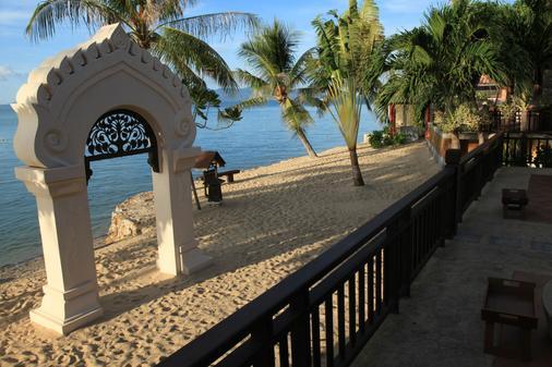 靚屋溫泉別墅及水療中心 - 蘇梅島 - 蘇梅島 - 海灘