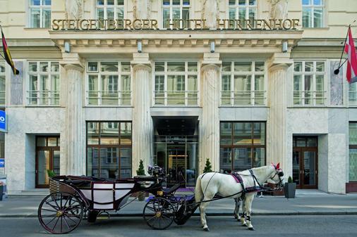 Steigenberger Hotel Herrenhof - Βιέννη - Κτίριο