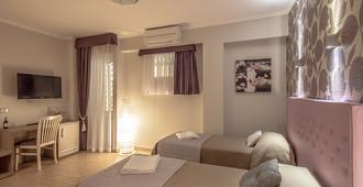 Rome King Suite - Rom - Schlafzimmer