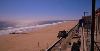 The Americana Hotel - Ocean City - Varanda