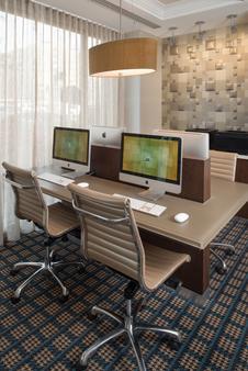 Hotel 1600 - Washington - Khu vực làm việc