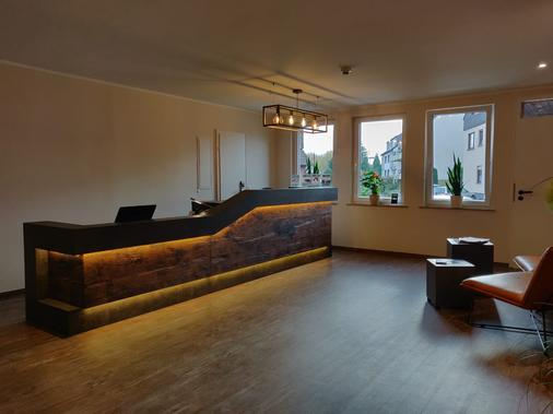 Hotel Fettehenne - Λεβερκούζεν - Σαλόνι
