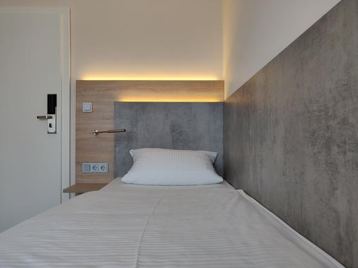 Hotel Fettehenne - Λεβερκούζεν - Κρεβατοκάμαρα