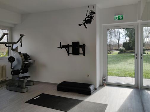 Hotel Fettehenne - Λεβερκούζεν - Γυμναστήριο