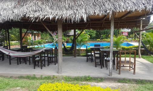 La Ramada Resort - Tarapoto - Hàng hiên