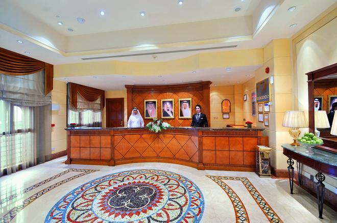 Dar Al Taqwa Hotel - Medina - Vastaanotto