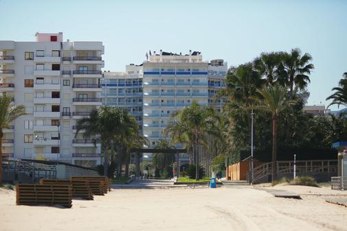 三錨酒店 - 干迪亞 - 甘迪亞 - 海灘
