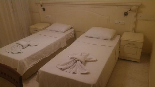 Grand Üçel 酒店 - 費特希耶 - 費特希耶 - 臥室
