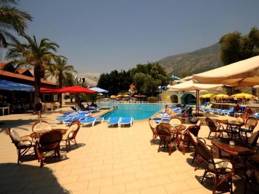 The Grand Ucel Hotel - Fethiye - Pool
