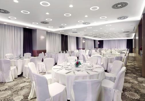 DoubleTree by Hilton Zagreb - Zagreb - Juhlasali