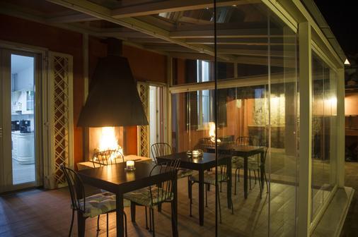B&B Casanise - Narni - Dining room