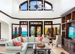 The Somerset On Grace Bay - Grace Bay - Sala de estar