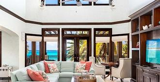 The Somerset On Grace Bay - Grace Bay - Wohnzimmer