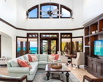 The Somerset On Grace Bay - Grace Bay - Living room