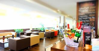 Motel Plus Berlin - ברלין - מסעדה