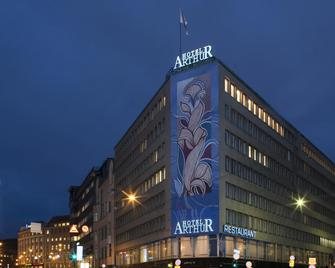 Hotel Arthur - Helsinki - Bâtiment