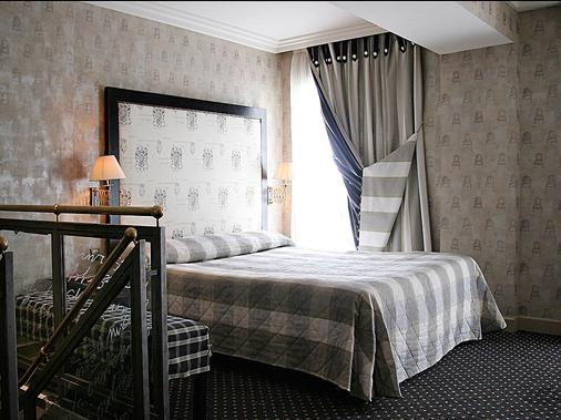 盧特西皇家港口別墅酒店 - 巴黎 - 巴黎 - 臥室