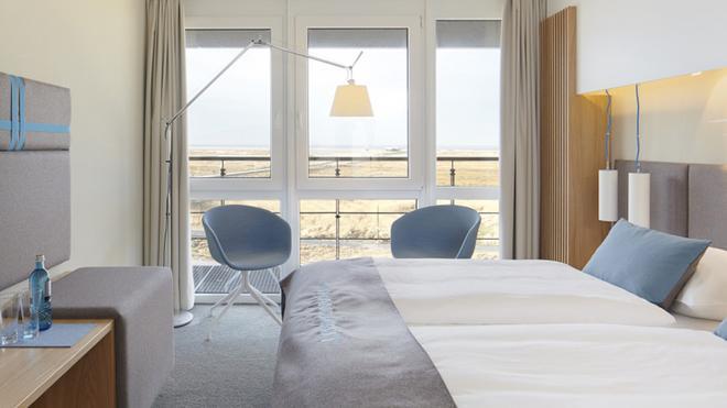 Strandgut Resort - Sankt Peter-Ording - Habitación