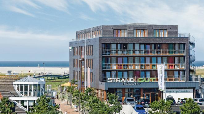Strandgut Resort - Sankt Peter-Ording - Edificio