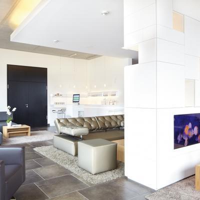 Strandgut Resort - Sankt Peter-Ording - Sala de estar