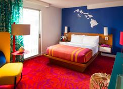 Shoreline Hotel Waikiki - Honolulu - Chambre