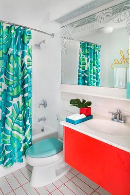 威基基海岸線酒店 - 檀香山 - 浴室