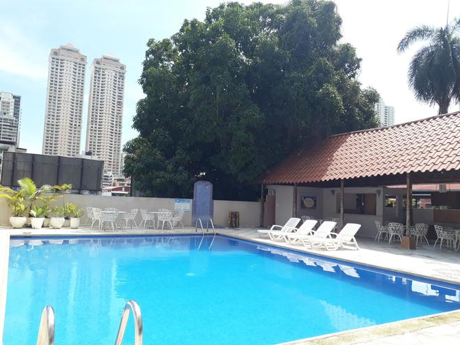 Hotel Tower House Suites - Panama City - Pool