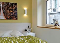 Duomo Hotel & Apartments - Mailand - Schlafzimmer