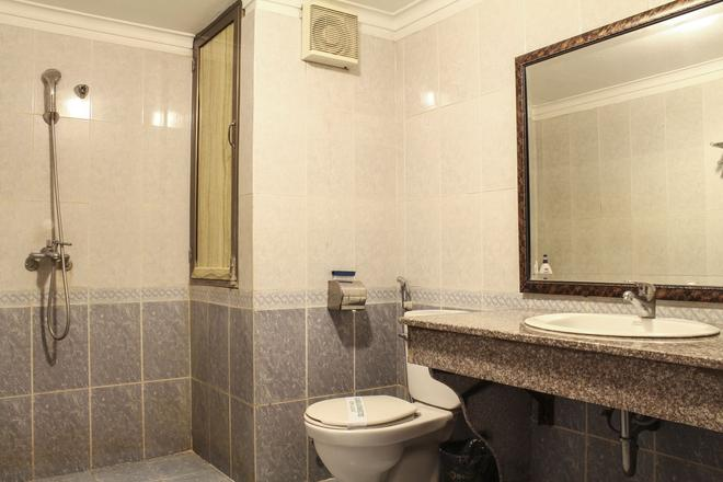 A25 Hotel - Giang Vo - Hanoi - Bathroom