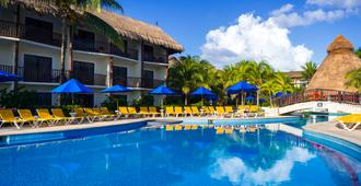 The Reef Coco Beach Resort - Playa del Carmen - Pool