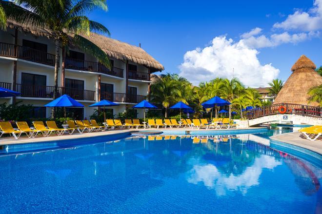 The Reef Coco Beach Resort - Playa del Carmen - Pool
