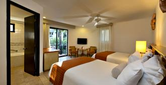 The Reef Playacar Beach Resort - Playa del Carmen - Schlafzimmer