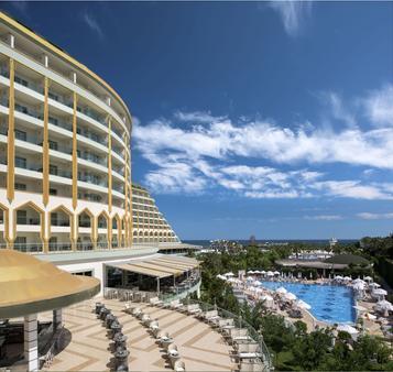 Delphin Imperial Lara - Antalya - Building
