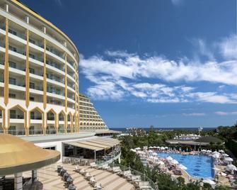 Delphin Imperial Hotel Antalya - Antalya - Building