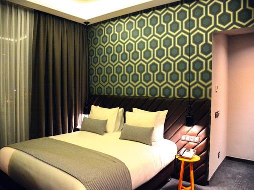 Hôtel Gauthier - Casablanca - Bedroom