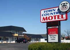 Town And Country Motel - Osage Beach - Κτίριο