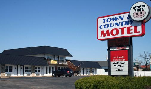 Town And Country Motel - Osage Beach - Building