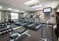 Residence Inn by Marriott San Francisco Airport/Oyster Point Waterfront - South San Francisco - Salle de sport