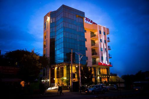 Zola International Hotel - Addis Abeba - Rakennus