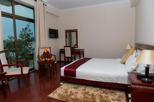 Zola International Hotel - Addis Abeba - Schlafzimmer