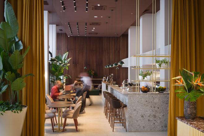 Hotel Lev - Λιουμπλιάνα - Εστιατόριο