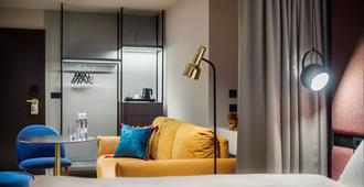 Hotel Lev - Lubiana - Camera da letto