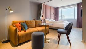 Hotel Lev - Λιουμπλιάνα - Κρεβατοκάμαρα