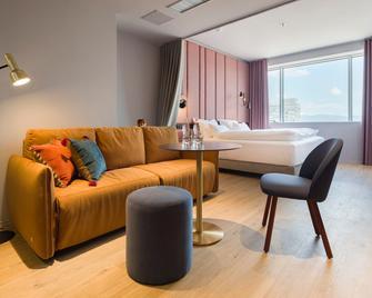 Hotel Lev - Ljubljana - Soveværelse