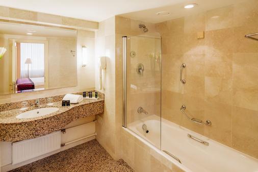 Hotel Lev - Λιουμπλιάνα - Μπάνιο