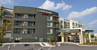 Courtyard By Marriott Raleigh North/Triangle Town Center - Роли - Здание