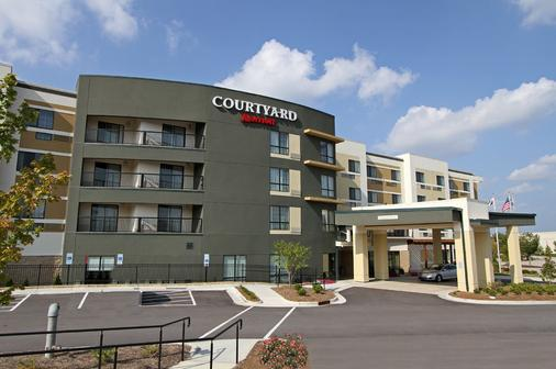Courtyard by Marriott - Raleigh - Toà nhà